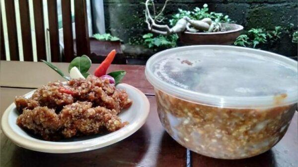 Sambel Pecel Blitar - Tunjungsekar Malang, eMBe UMKM, UMKM GKJW.org